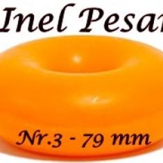 Inel Pesar Nr. 3 - 79 mm - cauciuc - Pesary ring
