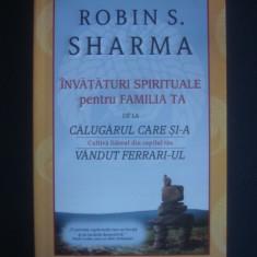 ROBIN S. SHARMA - CULTIVA LIDERUL DIN COPILUL TAU - Carte Hobby Dezvoltare personala