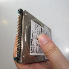 HDD laptop Toshiba, 100-199 GB, Rotatii: 4200, IDE, 8 MB - Vand HardDisk 2.5'' -Toshiba MK1031GAS - hard drive - 100 GB - ATA-100 - D336