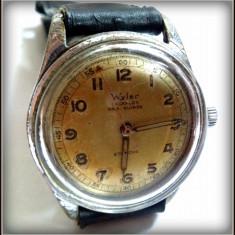 Ceas de mana mecanic Wyler Incaflex Etanche, Elvetia - anii '40 - '50