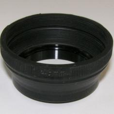 Parasolar guma 46mm - Parasolar Obiectiv Foto