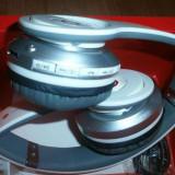 Casti Telefon, Alb, Pe ureche, Conectivitate bluetooth, Pliabile - Casti cu bluetooth Beats by dr dre pliabile