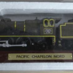 Macheta Feroviara, 1:87, HO, Locomotive - 2659.Macheta locomotiva - Pacific Chapelon Nord scara 1:87