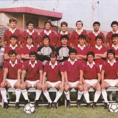 Foto echipa de fotbal RAPID BUCURESTI