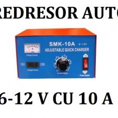 Redresor auto baterii masina SMK-10A 6-12V