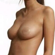 SUTIEN SILICON-PT SFARCURI/AUREOLE/NIPLES, Marime: Masura unica, Culoare: Nude