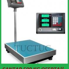 Cantar de Bucatarie - Cantar Electronic 500 kg