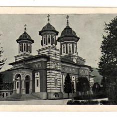 SINAIA, MANASTIRE, COLECTIA E. MARVAN - Carte Postala Muntenia dupa 1918, Sinaia, Necirculata, Printata