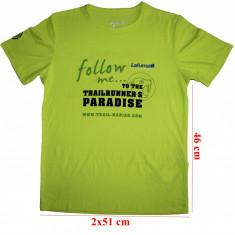 Tricou Lafuma Trail, barbati, marimea L - Imbracaminte outdoor Lafuma, Marime: L
