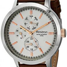 Armitron Men's 20 5021SVSVBN Stainless   100% original, import SUA, 10 zile lucratoare a12107 - Ceas barbatesc Armitron, Quartz