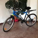 Bicicleta First Bike Dots 26 inch Mountain Bike cu imbunatatiri - Super Pret!