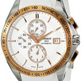 Tissot Men's T0244272701100 Velco-T Gold-Tone Stainless | 100% original, import SUA, 10 zile lucratoare af22508