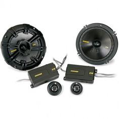 Boxe auto Kicker 40CSS654 - Difuzoare pe componente; Seria CS; Diametru17 cm; Putere 300W/100W