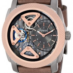 Ceas barbatesc - Fossil ME1122 Mechanical Twist Leather | 100% original, import SUA, 10 zile lucratoare a22207