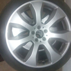 Genti magneziu Mercedes GLK cu cauciucuri Pirelli P Zero - Janta aliaj, Diametru: 20, Numar prezoane: 5