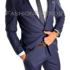 Costum tip ZARA - sacou + pantaloni - costum barbati casual office - 4881