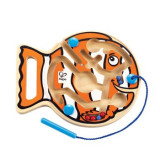 Hape Labirint Pestisor - Jocuri Stiinte