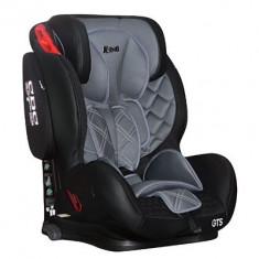 Scaun auto copii grupa 1-3 ani (9-36 kg) - Scaun auto KIDDO Cruizer GTS, Negru