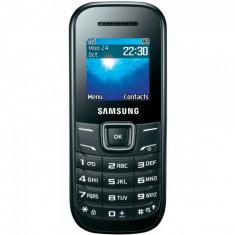 Telefon Samsung - Telefon mobil Samsung E1200 Negru