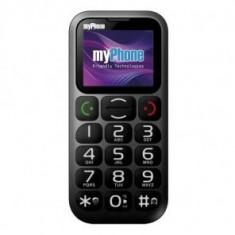 Telefon MyPhone - Telefon mobil MyPhone 1045, negru
