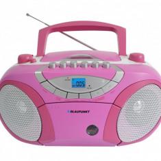 Combina audio - Blaupunkt microsistem audio Boombox BB15PK, radio AM-FM, caseta, CD/MP3/USB/AUX