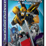 Film animatie, DVD, Romana - Transformers Prime - Sezonul 1 - 10 DVD-uri Desene Animate Dublate Romana