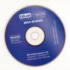 CD instalare pentru Navigatie GPS - Blue Media BM-6300 - Software GPS