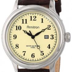 Armitron Men's 20 4917IVSVBN Easy-to-Read   100% original, import SUA, 10 zile lucratoare a42707 - Ceas barbatesc Armitron, Quartz