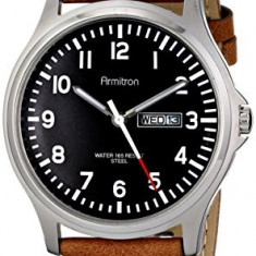 Armitron Men's 20 4996BKSVTN Day   100% original, import SUA, 10 zile lucratoare a42707 - Ceas barbatesc Armitron, Quartz