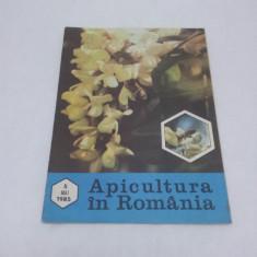 Revista/Ziar - REVISTA APICULTURA ÎN ROMÂNIA NR.5- MAI 1985