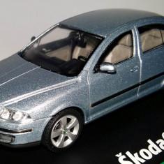 ABREX Skoda Octavia II sedan 1:43 - Macheta auto Hot Wheels
