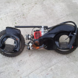 Skateboard cu motor / Scooter Wheelman / Bushpig / G-wheel / G-motion/