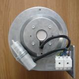 Ventilator cazan, centrala gazeificare TERMOFARC, UNICAL