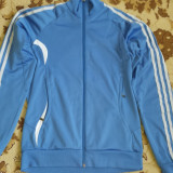 Bluza de trening Adidas barbati - Trening barbati Adidas, Marime: S, Culoare: Albastru