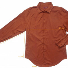Camasa ZARA MAN (L ) cod- 605558 - Camasa barbati Zara, Marime: L, Culoare: Alta, Maneca lunga