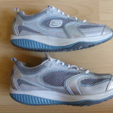 Adidasi ortopedici Skechers Shape Ups While You Walk; 39.5; impecabili, ca noi