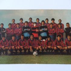 Fanion fotbal - FOTO STEAUA BUCURESTI ANII 80