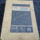 Carte tehnica - TEHNOLOGIA TAPITERIEI MODERNE-ED. TEHNICA 1968