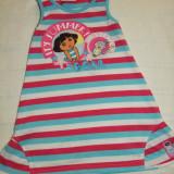 Superba rochita Nickelodeon cu Dora-3/4ani