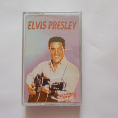 ELVIS PRESLEY - Muzica Rock & Roll, Casete audio
