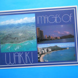 HOPCT 19624  INSULELE HAWAI [ SUA ] -WAIKIKI   [ NECIRCULATA ]