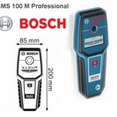 Detector metale - Detector de metal Bosch GMS 100 M Professional