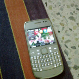 NOKIA E6-00 Silver - Telefon mobil Nokia E6, Argintiu, Neblocat