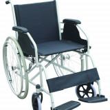 Scaun cu rotile - Fotoliu rulant dizabilitati din aluminiu