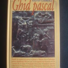RAZVAN CODRESCU - GHID PASCAL, Litera