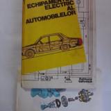 Echipamentul electric al automobilelor - Gh. Tocaiuc / R3P4S - Carti auto