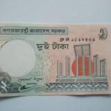 2 TAKA 2010 BANGLADESH UNC - bancnota asia