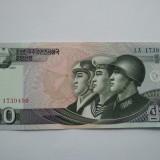 10 WON 2002 COREEA DE NORD / NORTH KOREA UNC - bancnota asia