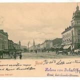 2855 - ARAD - old postcard - used - 1903
