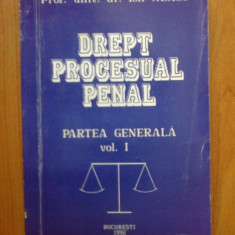 N6 Drept procesual civil - vol 1. - Prof. Univ. Dr. Ion Neagu - Carte Drept procesual civil